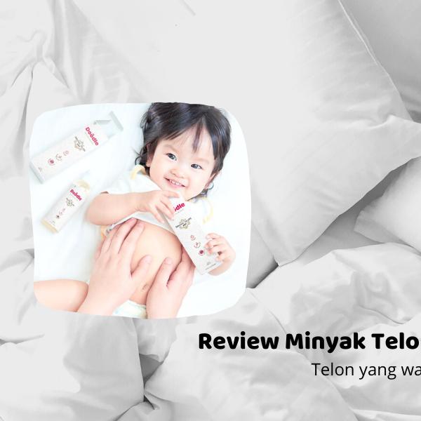 Review Minyak Telon Doodle