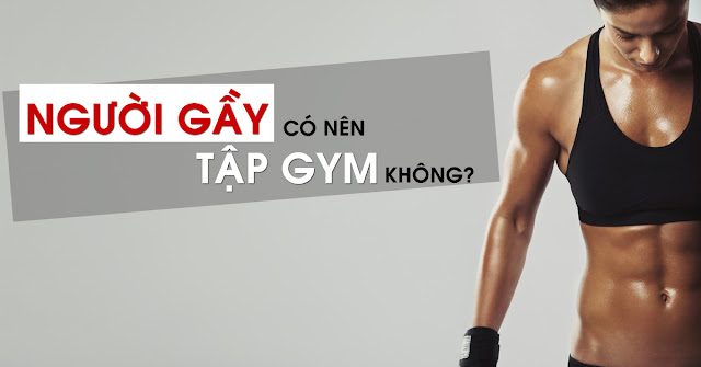 nguoi gay co nen tap gym khong