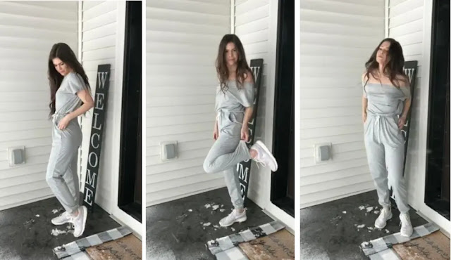 LILLUSORY ROMPERS JUMPSUITS SHOULDER DRAWSTRING - PROS AND CONS