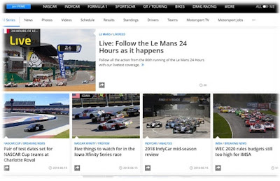 Best Formula 1 websites.