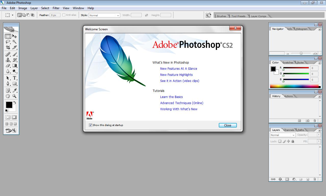 adobe photoshop cs2 free download full version for windows xp