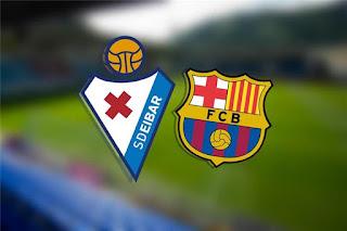 مباراة برشلونة وايبار كورة اكسترا مباشر 29 ديسمبر ضمن  الدوري الاسباني