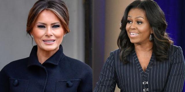 DID Michelle Slams Melania:'She's A Terrible Role Model For America's Women'