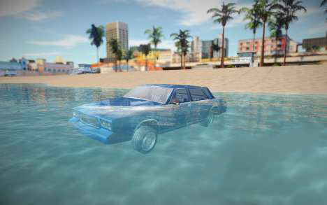 GTA San Andreas Radio Off In Water For Pc