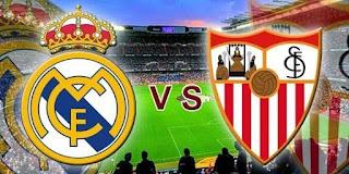 موعد وتوقيت مباراة ريال مدريد واشبيلية الاربعاء الموافق 5-9-2018