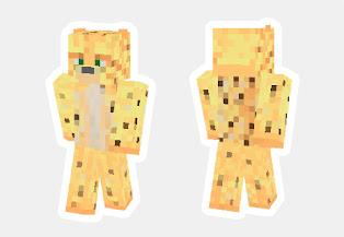 skin de ocelote minecraft