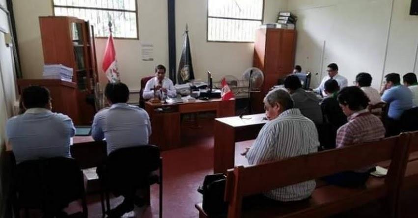 Dictan 12 meses de prisión preventiva a exfuncionarios implicados en millonaria apropiación en la UGEL del Datem del Marañón