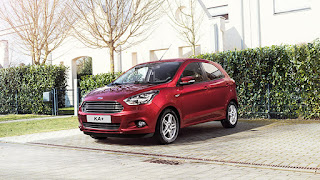 Ford KA+ Data Uscita, Presentazione e Ultime Notizie