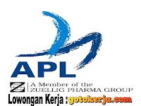 Lowongan Kerja Terbaru PT Anugerah Pharmindo Lestari