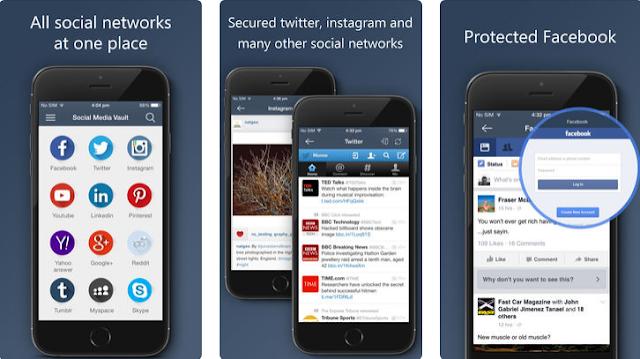 تطبيق واحد لإستخدام كل حساباتك في مواقع التواصل الإجتماعي