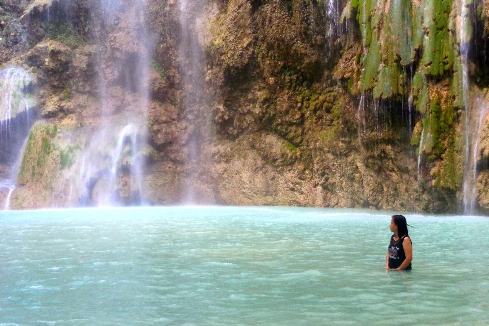 tumalog waterfalls