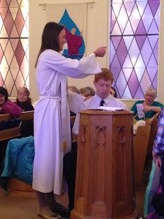 First Presbyterian Church Baker City Oregon Staff