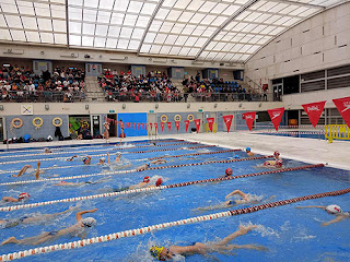 Natación piscina Olivas Aranjuez