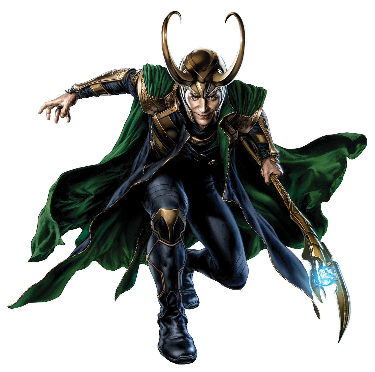 Jedi Mouseketeer: New Look for the Avengers and Loki ...