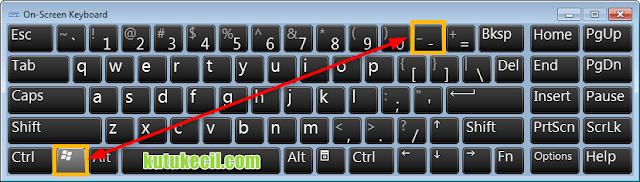 cara screenshot di layar laptop dell
