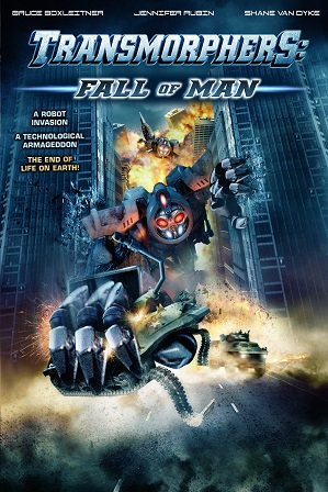 Transmorphers: Fall of Man (2009) Full Hindi Dual Audio Movie Download 720p 480p Bluray