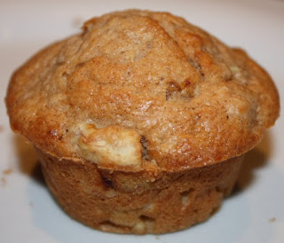 recept; recepten; muffin; muffins; banaan; bananen; kaneel;