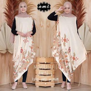 Batik Katun Paris Premium Manohara AMT kode10