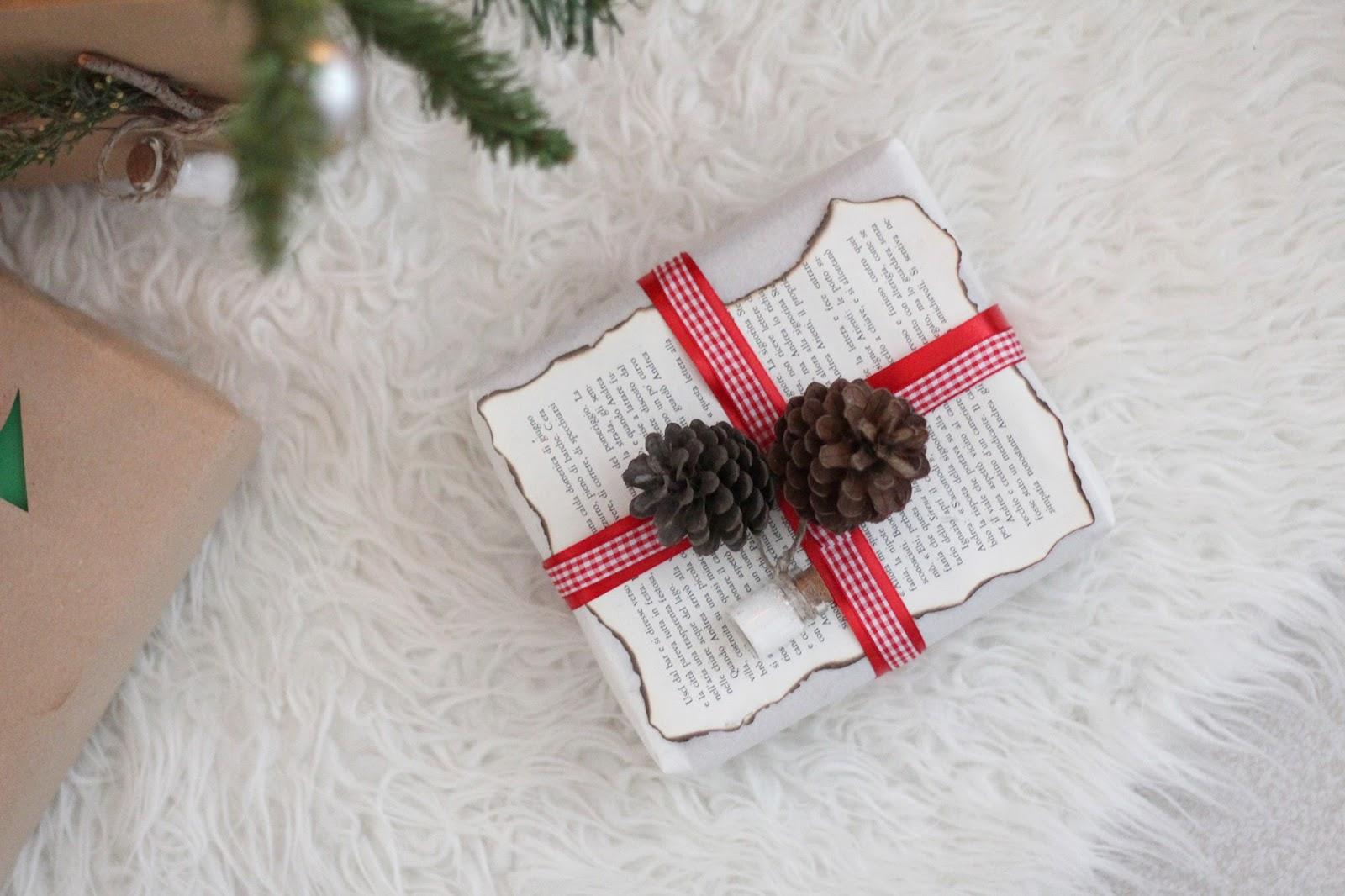 6 modi per impacchettare i regali di Natale - TUTORIAL