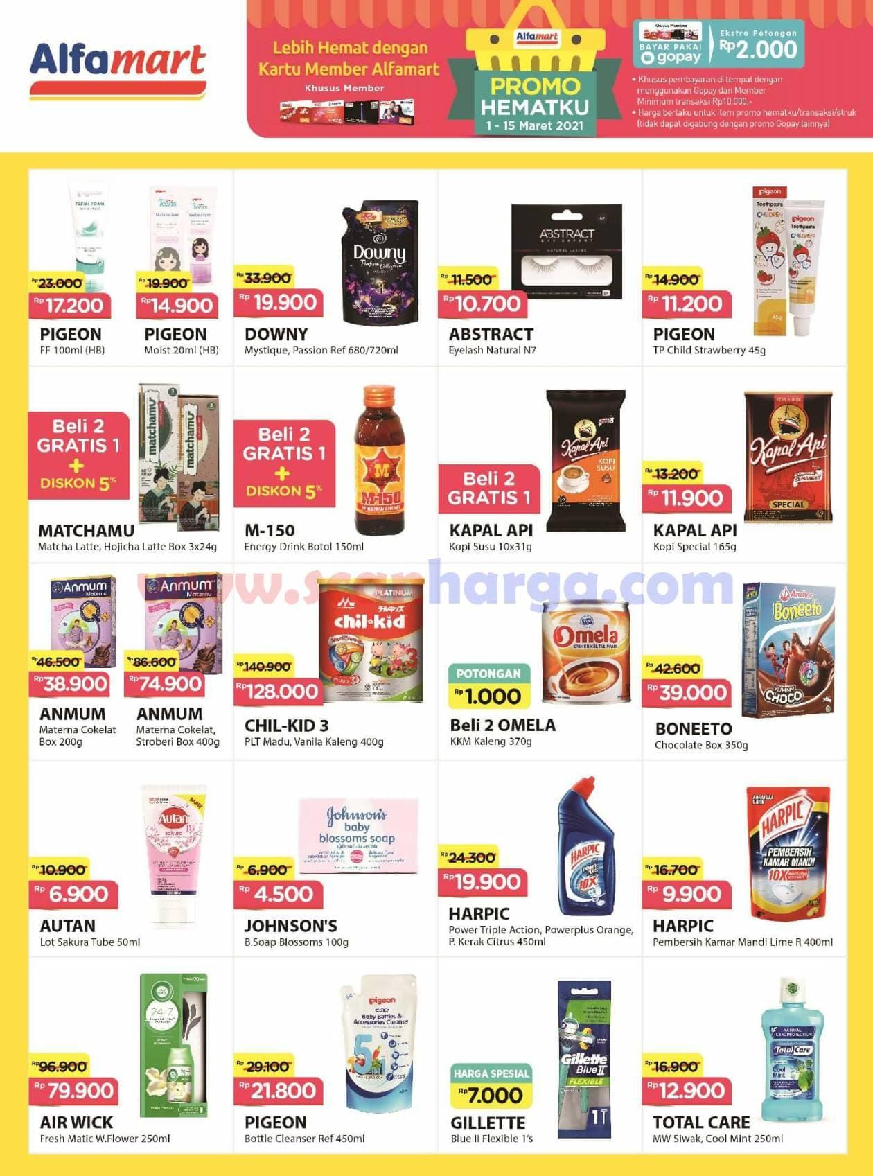 Katalog Promo Alfamart 1 - 15 Maret 2021 20