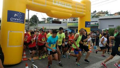CORRIDA DE 5 E 10 KM DE CAJATI BATE RECORDE DE ATLETAS