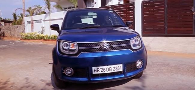 Maruti Ignis First Drive