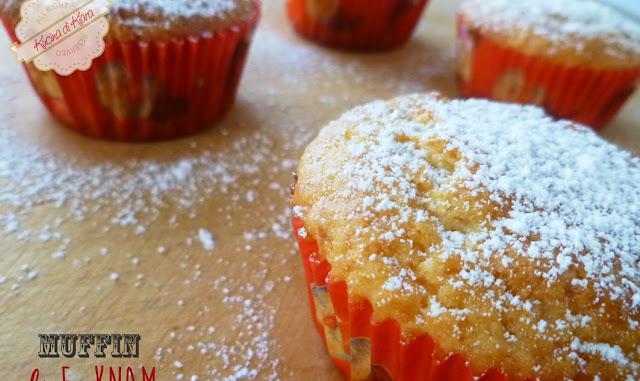 Muffin (ricetta base di E.Knam)