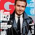 Davic Beckham Covers April's GQ