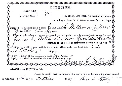 Western Kentucky Genealogy Blog: 2011