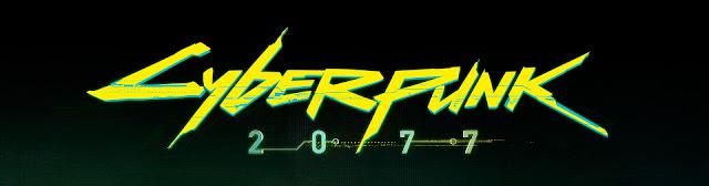 Logo del videojuego Cyberpunk 2077