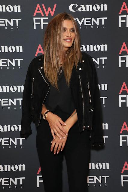Cheyenne Tozzi at 2021 Australian Woman's Film Festival Launch