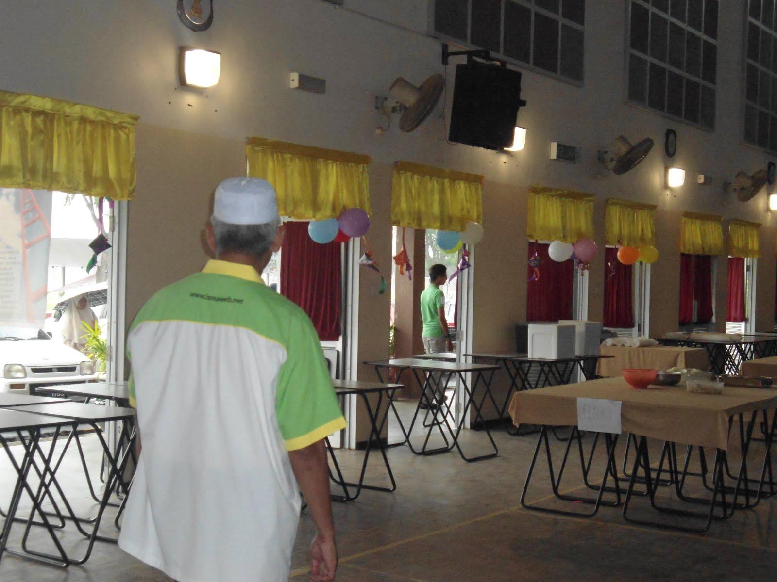 Majlis Raya ISMA Kuala Terengganu 2012 | Ikatan Muslimin Malaysia