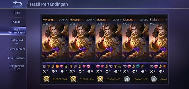 Mobile Legends Hary Hermawan
