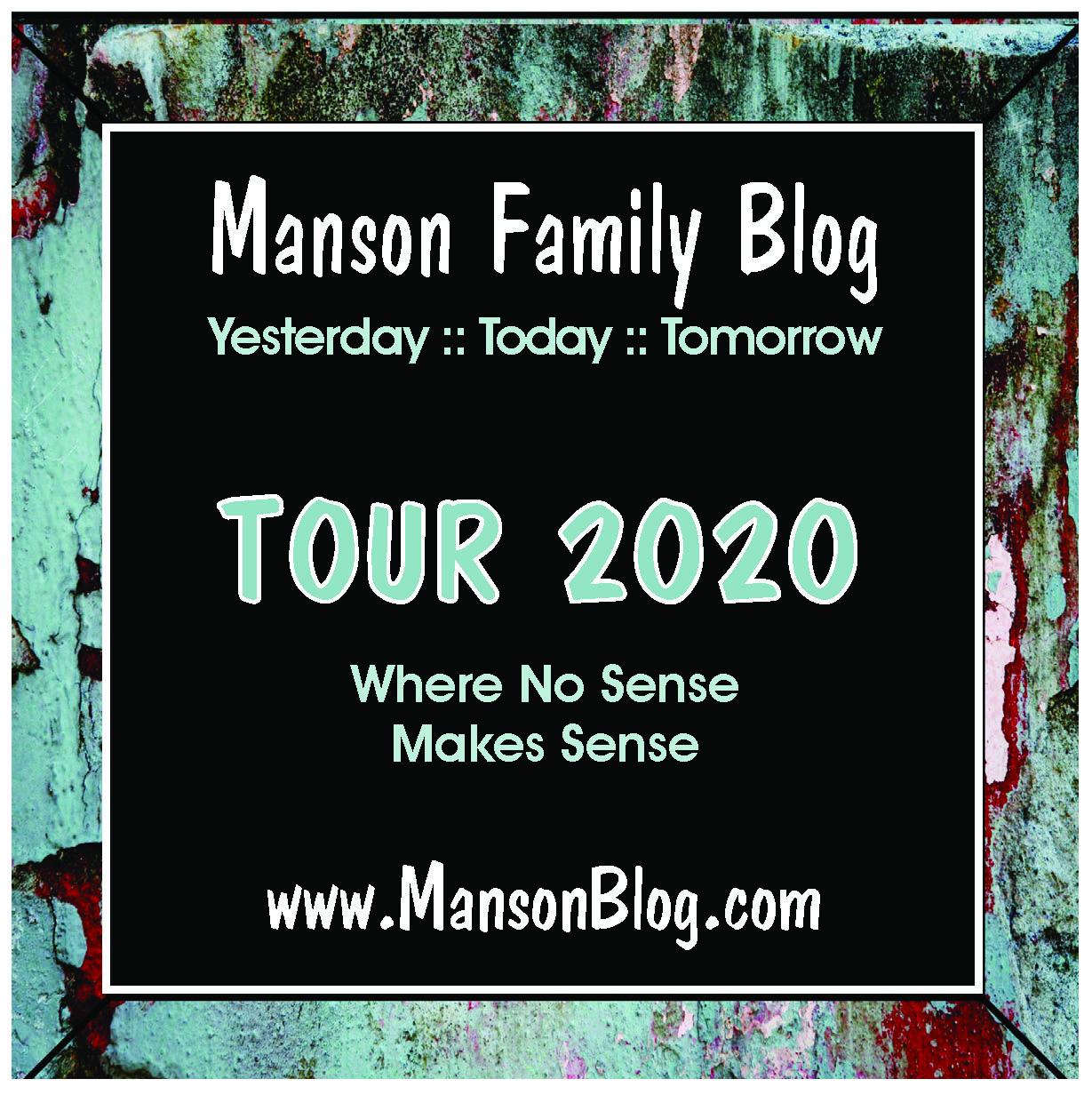 Manson Tour 2020 The Manson Family Blog   Tate LaBianca Murders   TLB   True Crime
