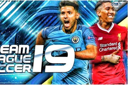 Download dream league soccer 19 mod apk Terbaru