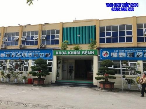 Triển khai lắp đặt máy giặt sấy công nghiệp cho bệnh viện tại Thanh Hóa