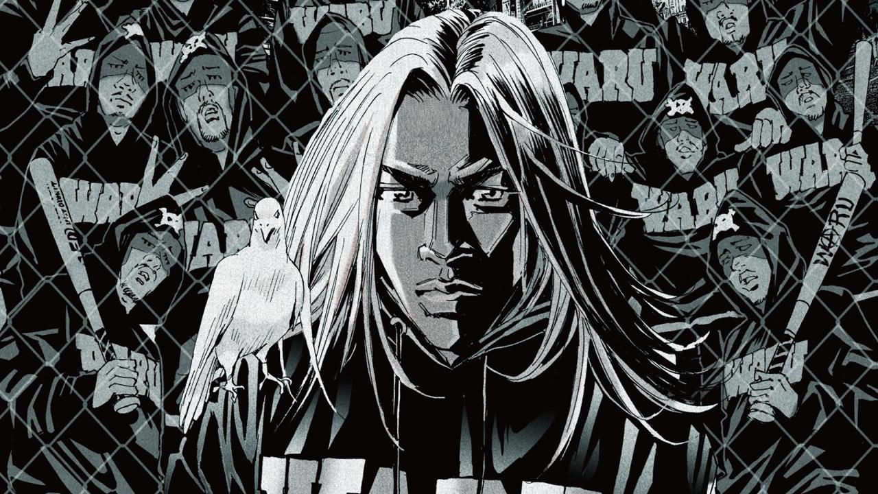 Manga Tokyo Tribe Waru Akan Berakhir Pada Tanggal  1 September