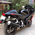This Bajaj Pulsar 180 Modified to Look Like Suzuki Hayabusa is Eerily Convincing