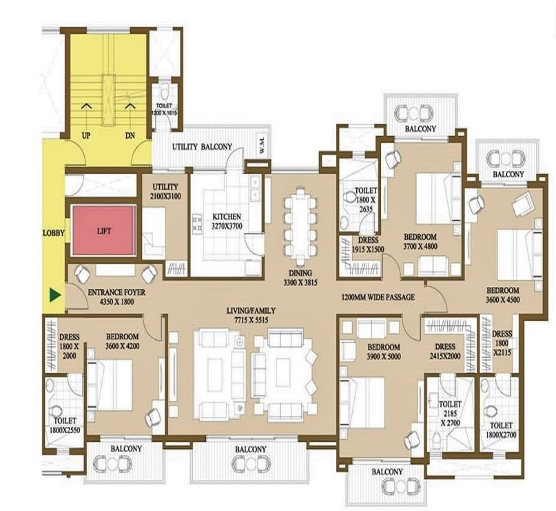 3200-sq.-ft.-3bhk-floor-plan-ats-le-grandiose