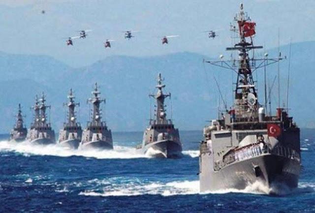 Η Τουρκία εξέδωσε NAVTEX για ανήμερα των εκλογών