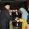 Bupati Tangerang bersama TP PKK Santuni 203 Dhuafa