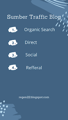 empat saluran yang dapat menjadi sumber traffic blog