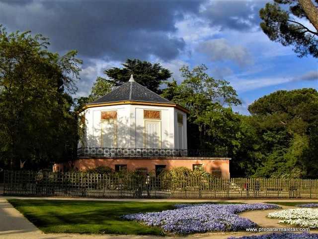 visitar el parque El capricho en Madrid