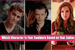 Which of The Vampire Diaries Is Your Soulmate Based on Your Zodiac
