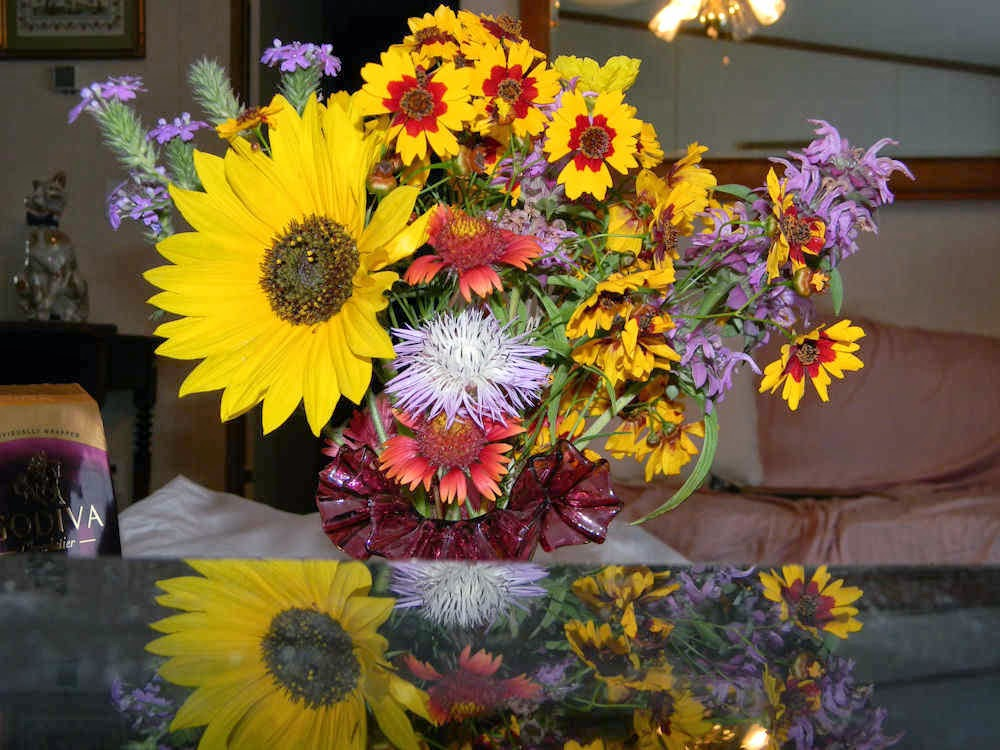 Texas Wildflower Arrangement