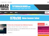 Download Template Evo Magz Terbaru Blogger [Original]