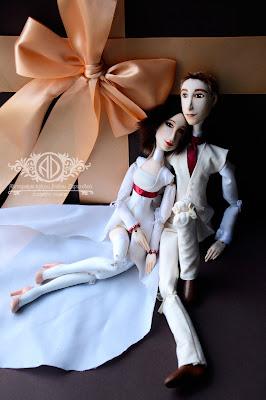 ADdoll_Anna_Max_7. Анна и Макс. Портретные куклы-болтушки.
