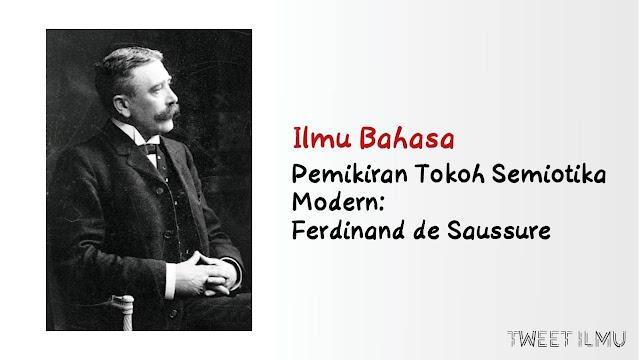Semiotika Sausssure