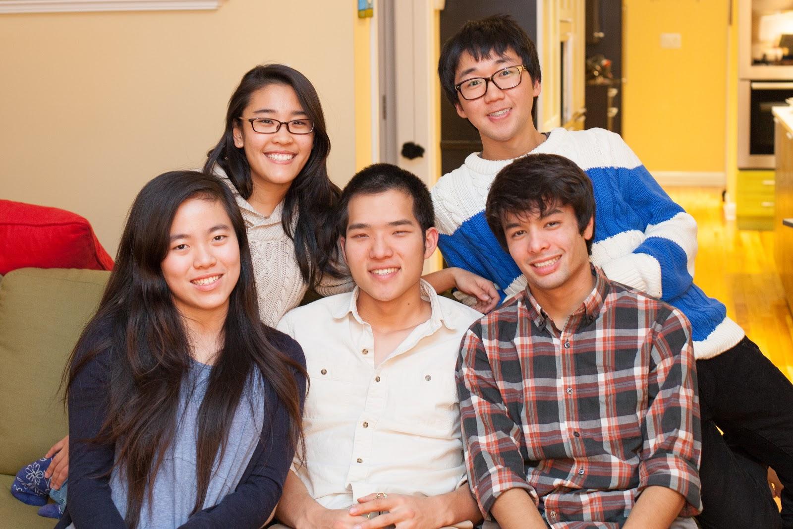 Friends Asian 106