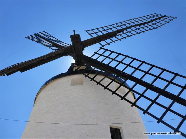 ver molinos de viento cerca de Madrid